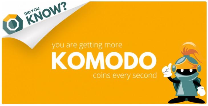 Lahirnya Komodo dalam dunia blockchain