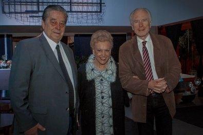 Jorge Anadon, Magda de Varisco y Carlos González