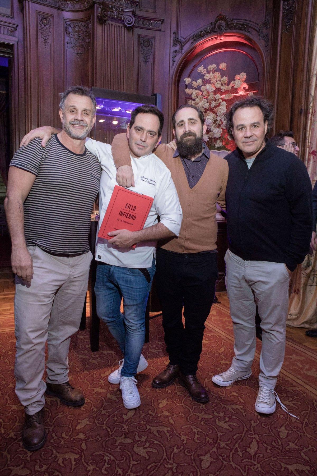 Cristian-Petersen-Joaquin-Grimaldi-Valentin-Grimaldi-y-Roberto-Petersen