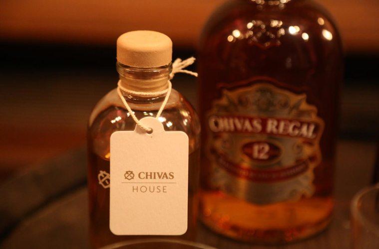 Viví la posibilidad de crear tu propio Blend en CHIVAS HOUSE