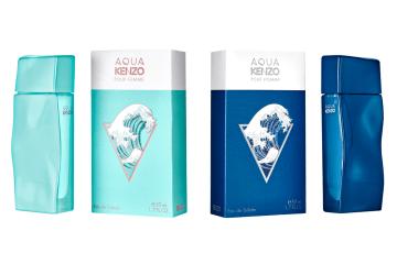 Aqua Kenzo femme y homme