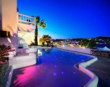 Kivotos Luxury Hotel Boutique