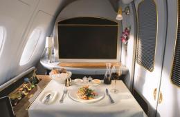 canales gastronómicos Emirates