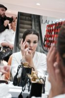 Maquillaje con Luli Fernández