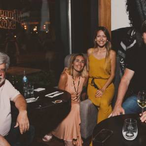 Oscar Tarrio, Maria Justo, Natalia Mejia Saldana y Federico Schneidewind