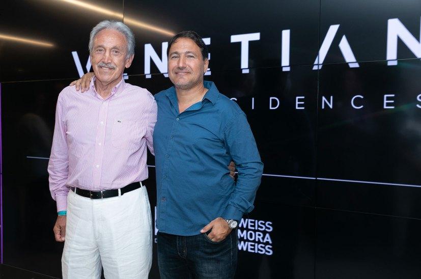 Ricardo y Daniel Weiss