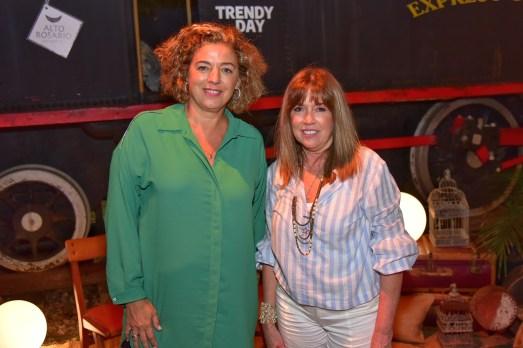 Andrea Garrone y Sandra Toledo