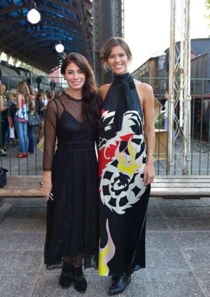 Julieta Schulze y Loli Iglesias