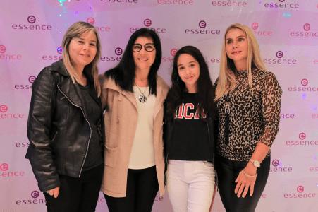 Laura Casco, Viviana Paterno, Camila Ansaldi