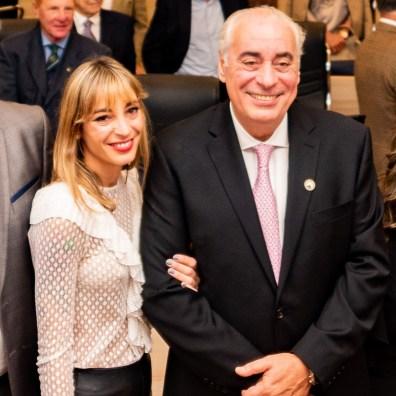 María Luz Díaz y Rafael Díaz