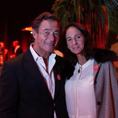 Leandro Di Bello e Inés Ocampo