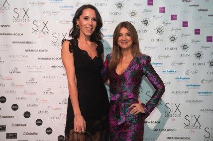 Julieta Latorre y Claudia Oyhandy