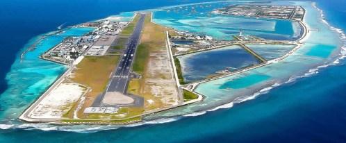 Aeropuerto Internacional de Male Maldivas