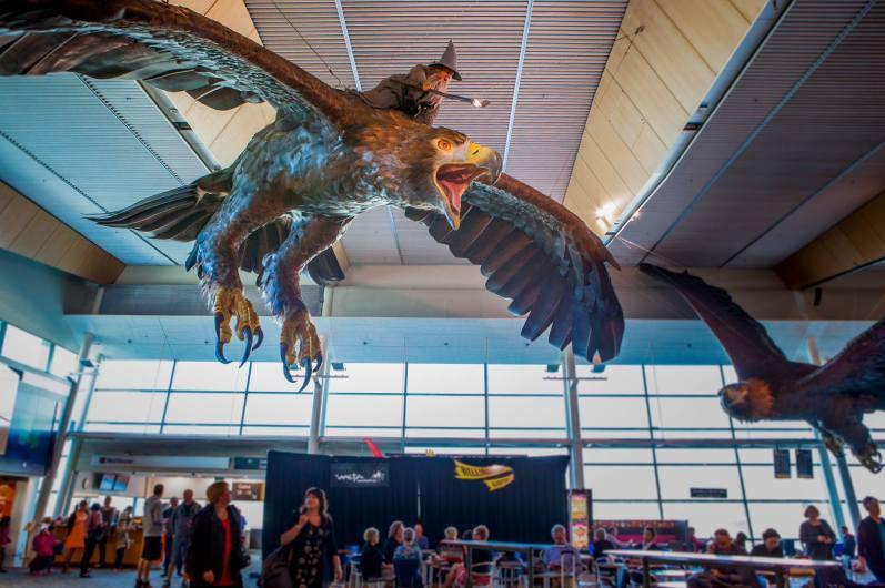 Aeropuerto de Wellington Nueva Zelanda2