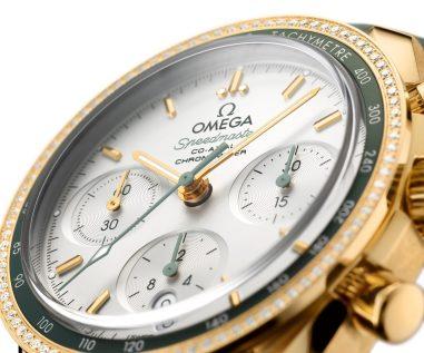 Oro: el principal protagonista en los dos nuevos modelos de Omega
