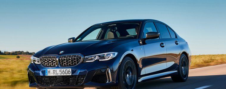BMW Serie 3 se completa en el país con el M340i xDrive