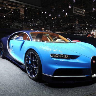 Un repaso por los autos más rápidos del mundo en 2020