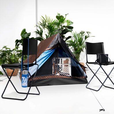 Exterior-tent