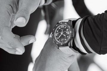 Endurance Pro, el reloj de lujo para atletas de Breitling