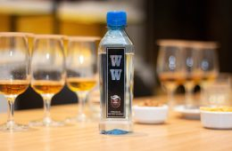 William Wallace Premium Water Whisky, el agua imprescindible en una cata