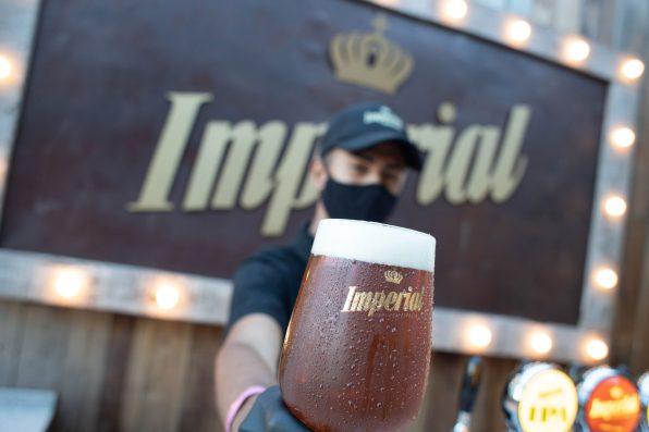 Imperial reabrió su Beerhouse con una nueva propuesta gastronómica