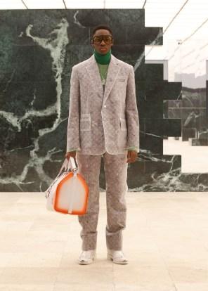 Colección masculina Louis Vuitton otoño-invierno 2021