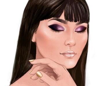 Natura y las tendencias de maquillaje otoño-invierno 2021