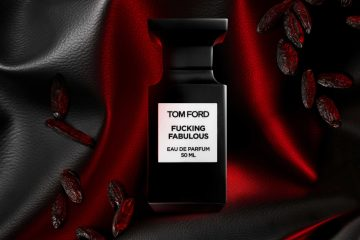 Private Blend Fucking Fabulous, la fragancia de Tom Ford