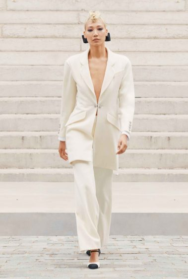 Alta Costura otoño/invierno 2021 Chanel by Virginie Viard
