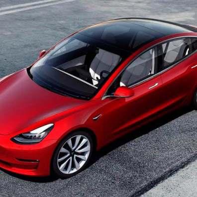 Tesla Model 3, el elegante auto del futuro que ya está aquí