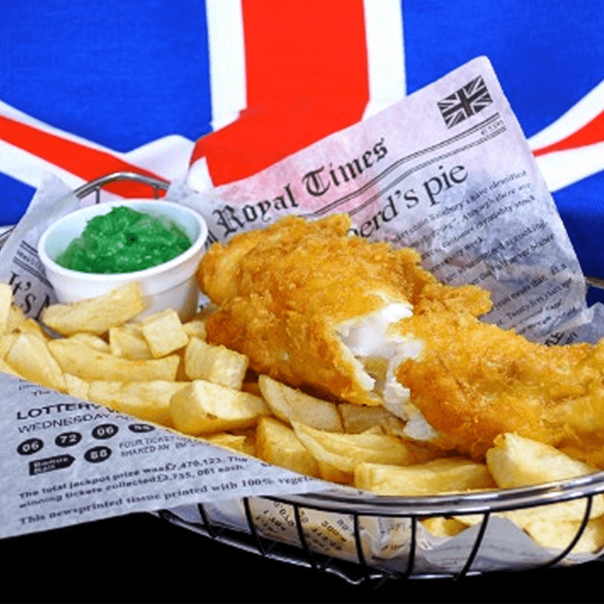 Are fish and chips still our favourite fast food for Fast food fish
