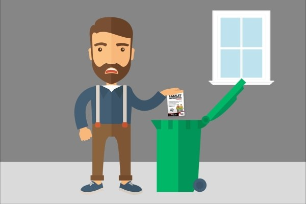 7 Reasons your leaflets end up in the bin