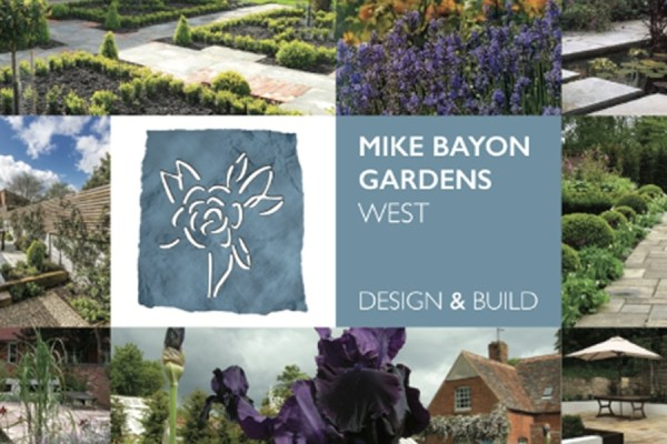 Mike Bayon Gardens leaflet drop