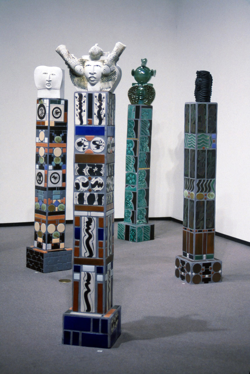Sculpture Totems