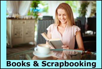 Books & Scrapbooking