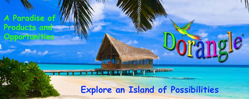 Dorangle Marketplace Island Image