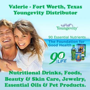 Valerie - Youngevity Distributor