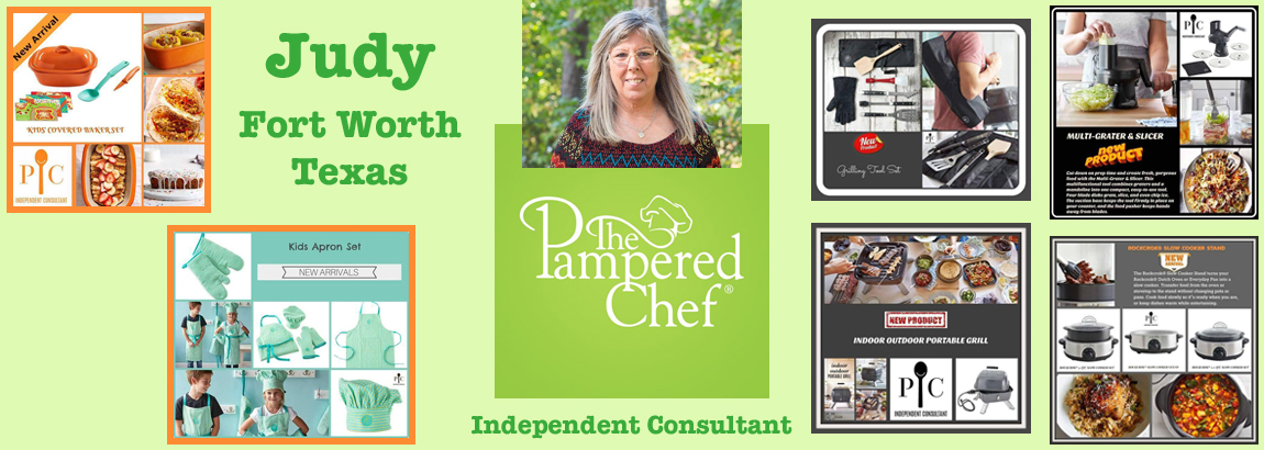 Judy - The Pampered Chef - Independent Consultant