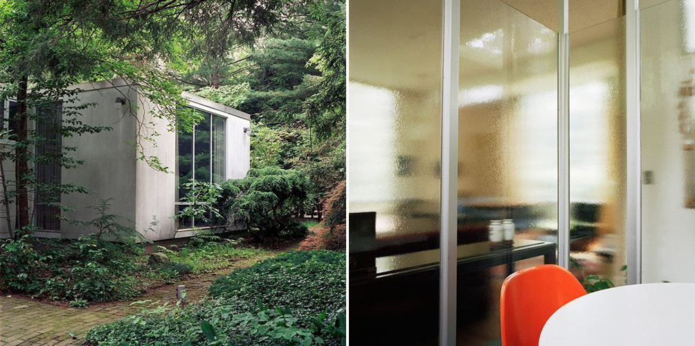modernist rhode island architect ira rakatansky house