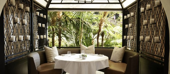 Wolfgang Puck restaurant at Hotel Bel-Air | Dorchester Collection