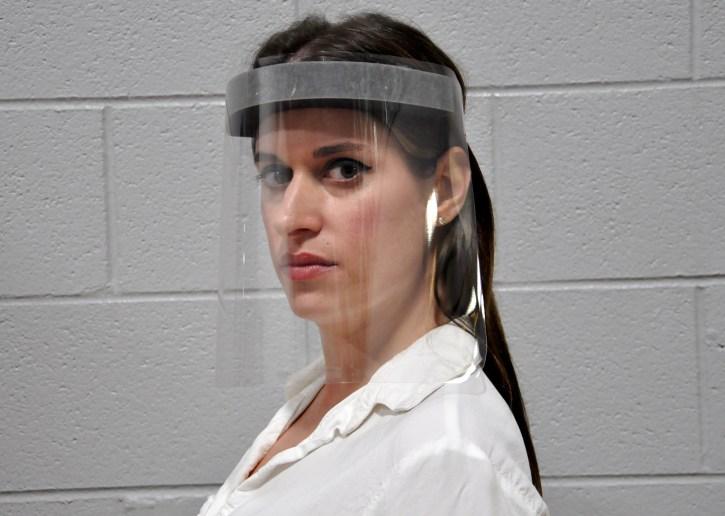 Plastic Face Shields