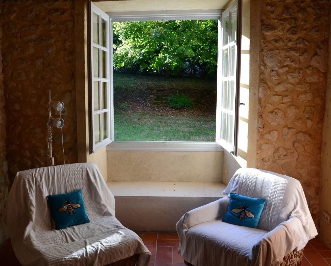Dordogne.Window