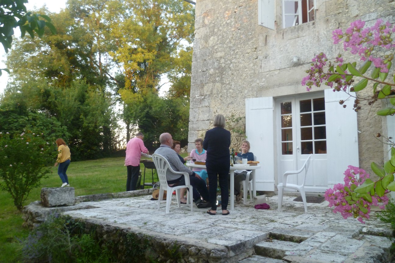 Dordogne.Outside