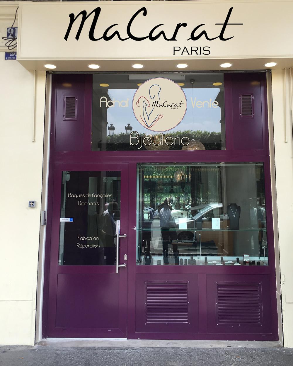 MaCarat bijouterie Paris