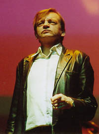 The Monks Gäste: Mark E. Smith Photo © Tanja Krokos