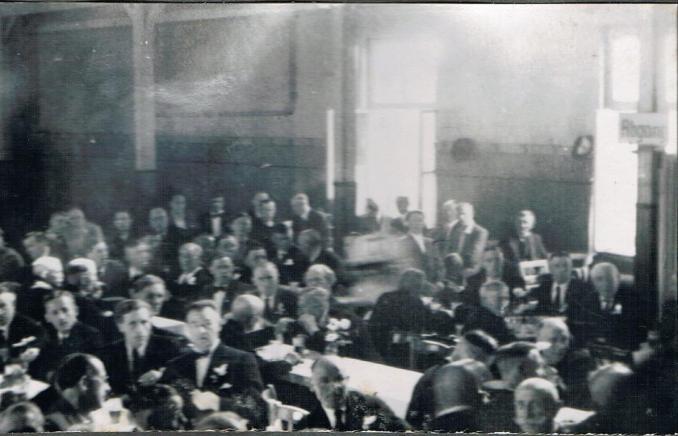 85 Jahre MGV, 1948 im Saal Hülsenbusch (Foto von Jakob Klug)