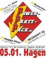 "Partyalarm in Kuhschiss-Hagen – Power-Party-Pack – ""Nummero 14"""
