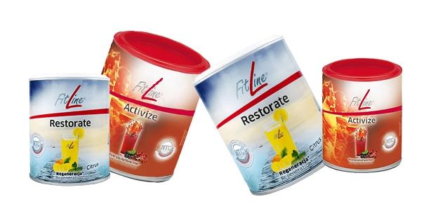 FitLine Restorate per la rigenerazione cellulare