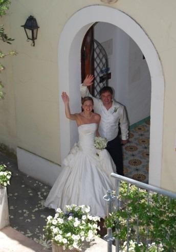 Amalfi Coast wedding   Doric Future