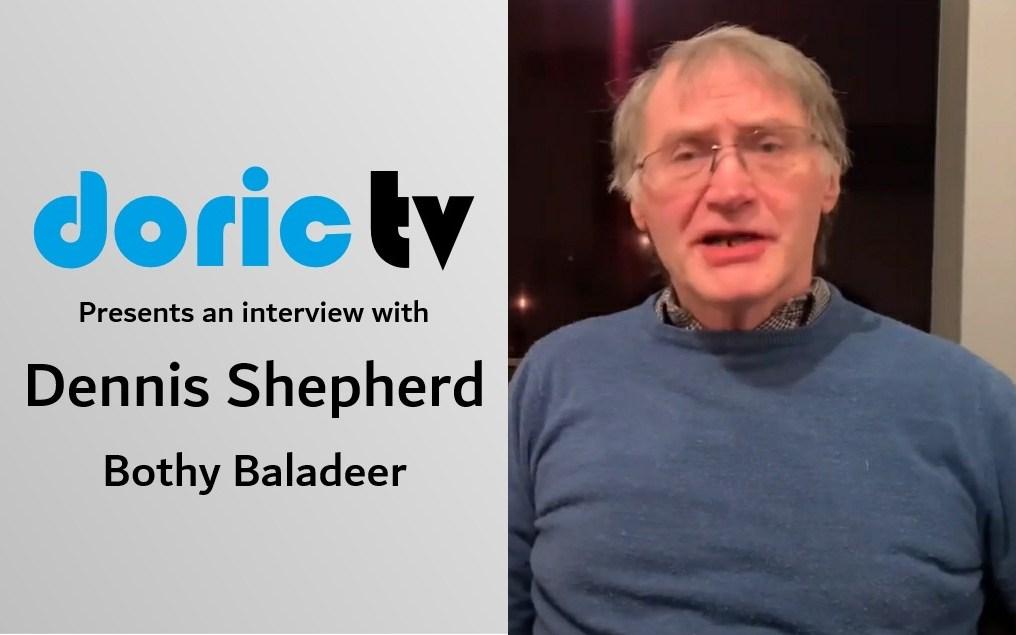Doric TV – Dennis Shepherd – Bothy Baladeer